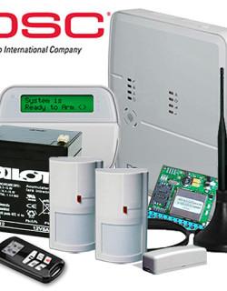 Alarma wireless DSC Alexor